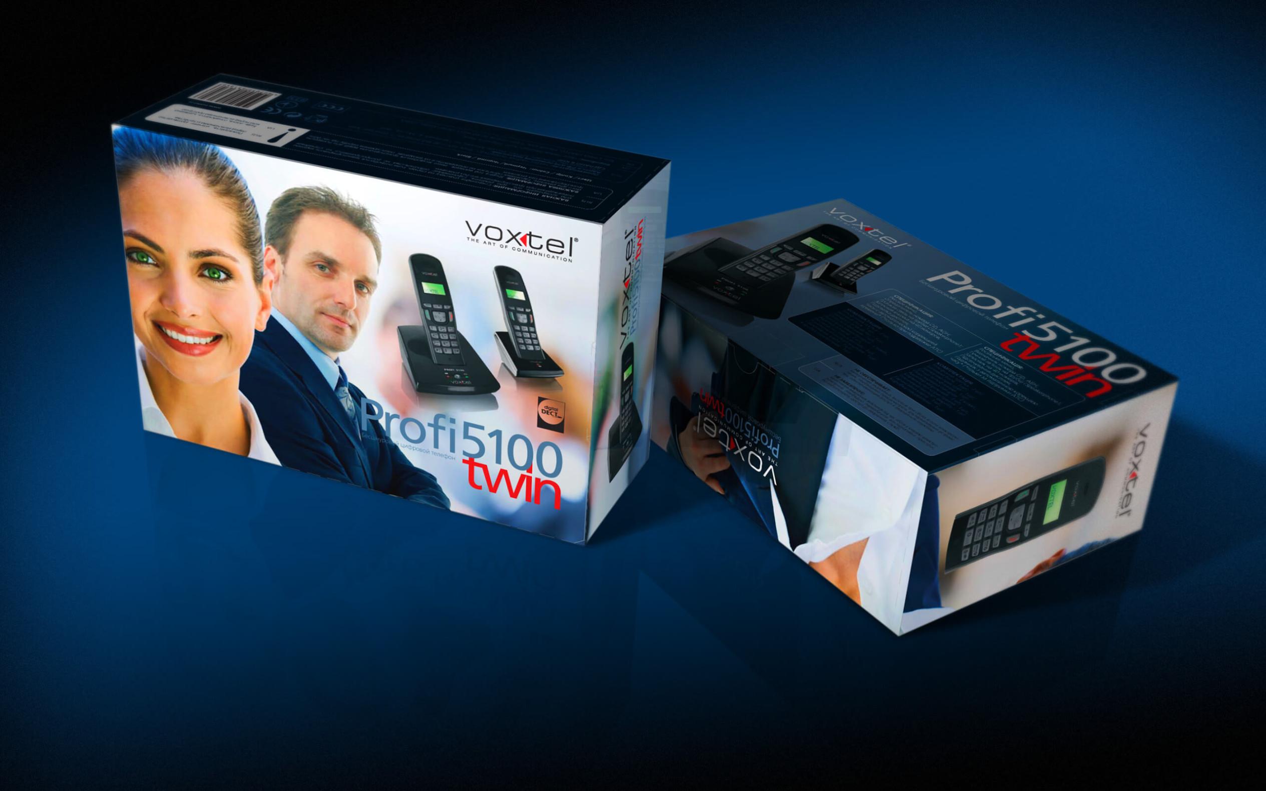 Упаковка вокстел voxtel дизайн телефоны